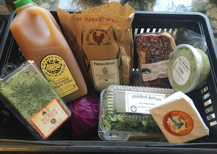 Intervale Food Hub Localvore Package