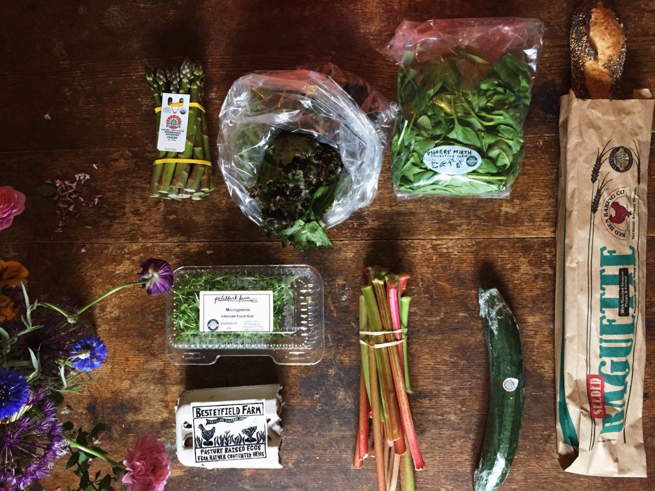 Locavore Ingredients