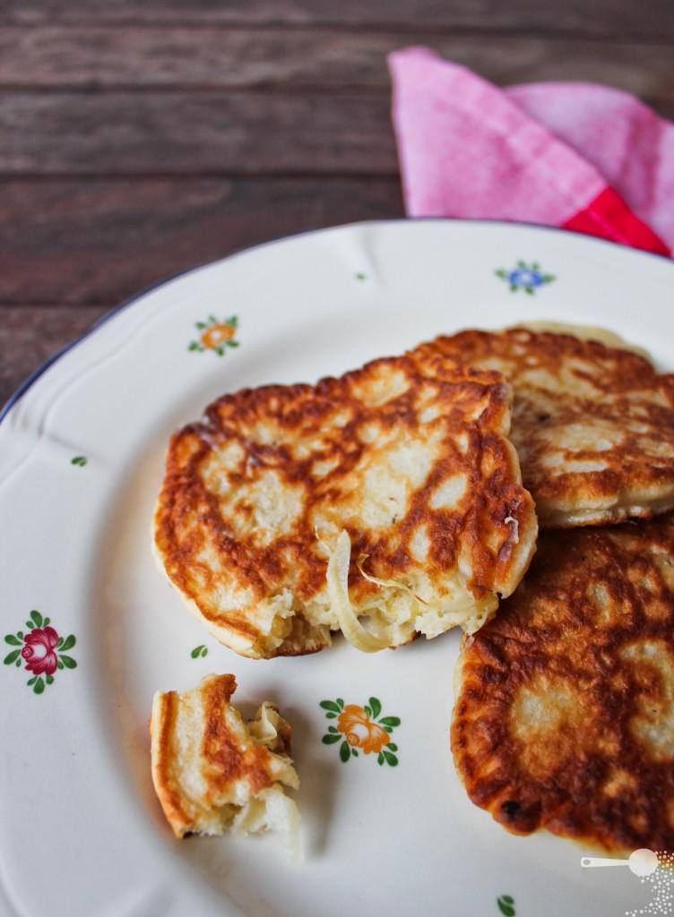 sauerkraut pancakes