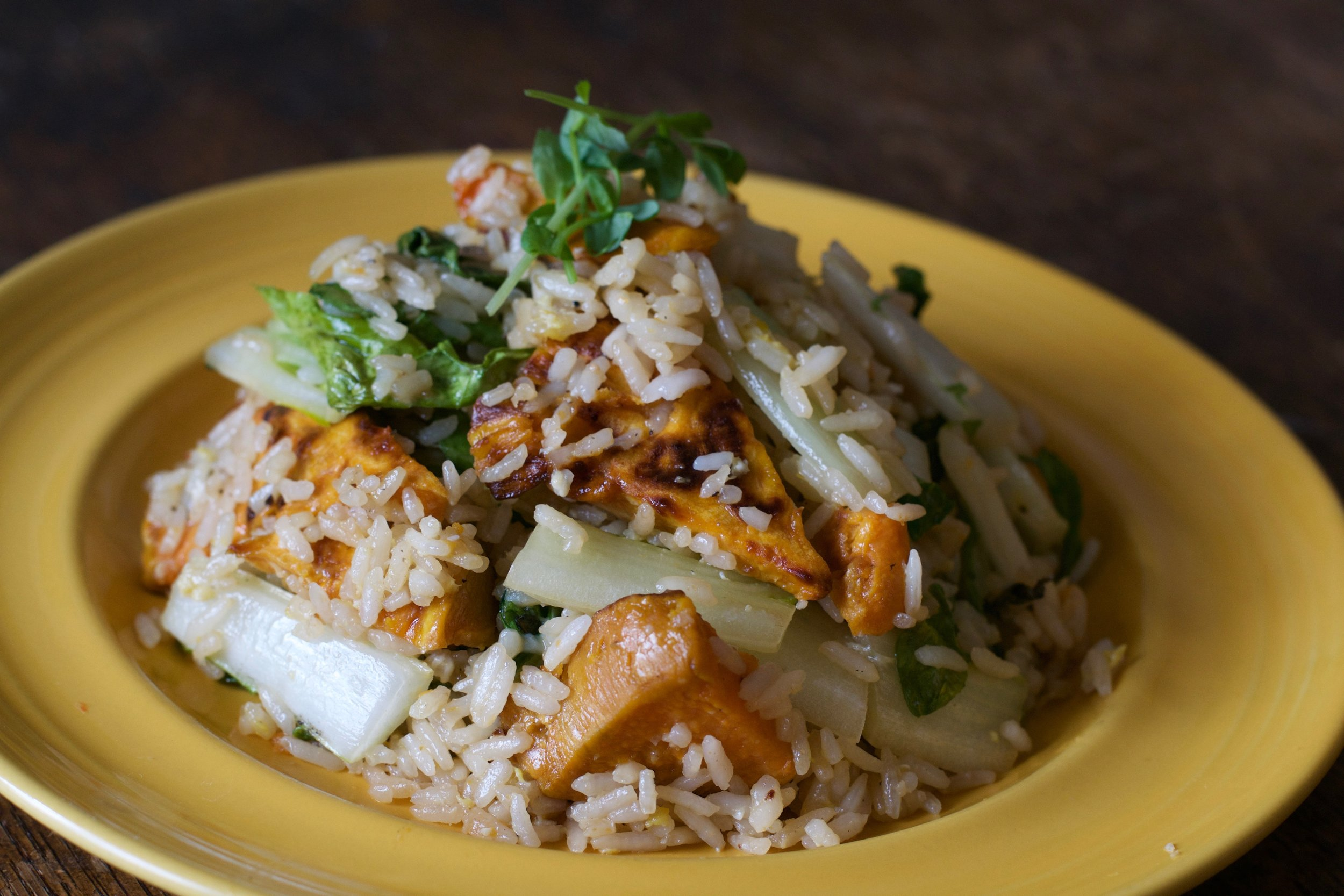 fried rice with bok choi and sweet potatoes.jpg