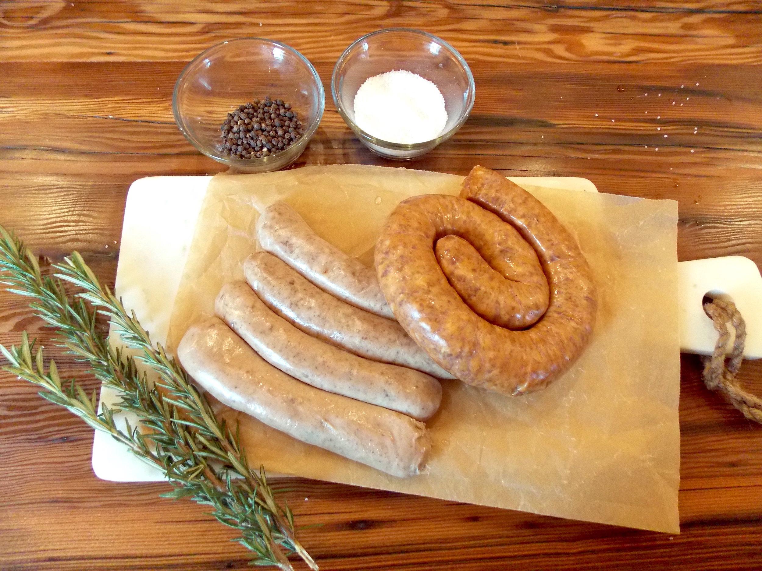 Intervale Food Hub Sausage