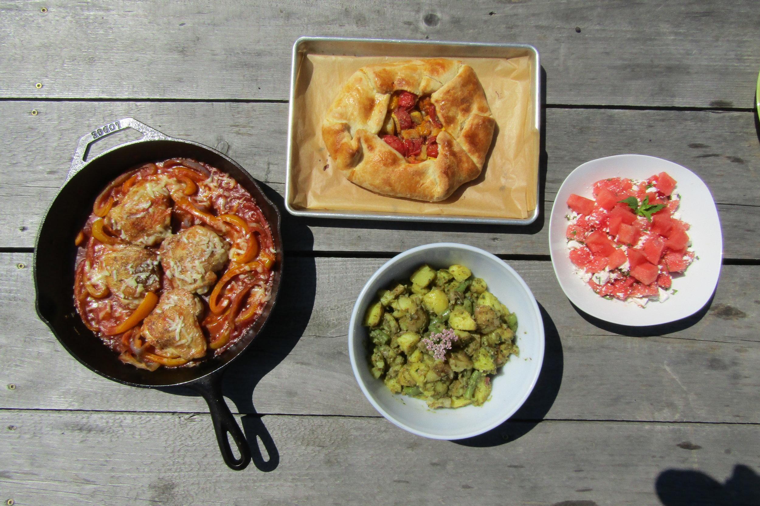 Intervale Food Hub Week of August 20