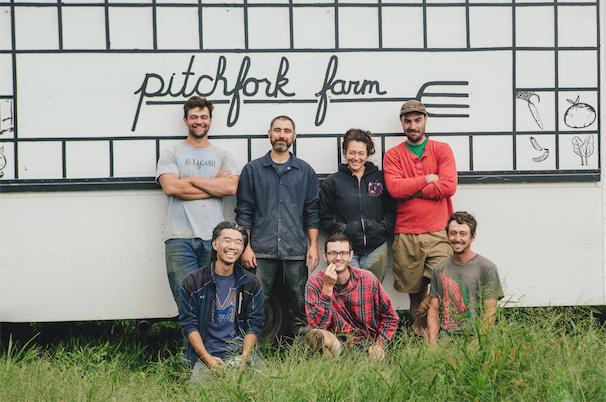 Pitchfork Farm, Burlington VT