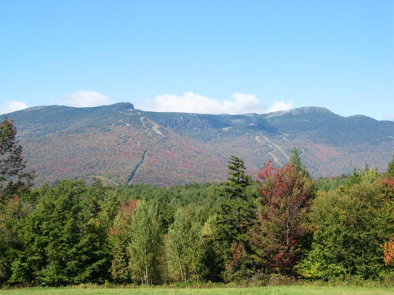 One of my favorite mountains in Vermont, Mount Mansfield, which I climbed multiple times.