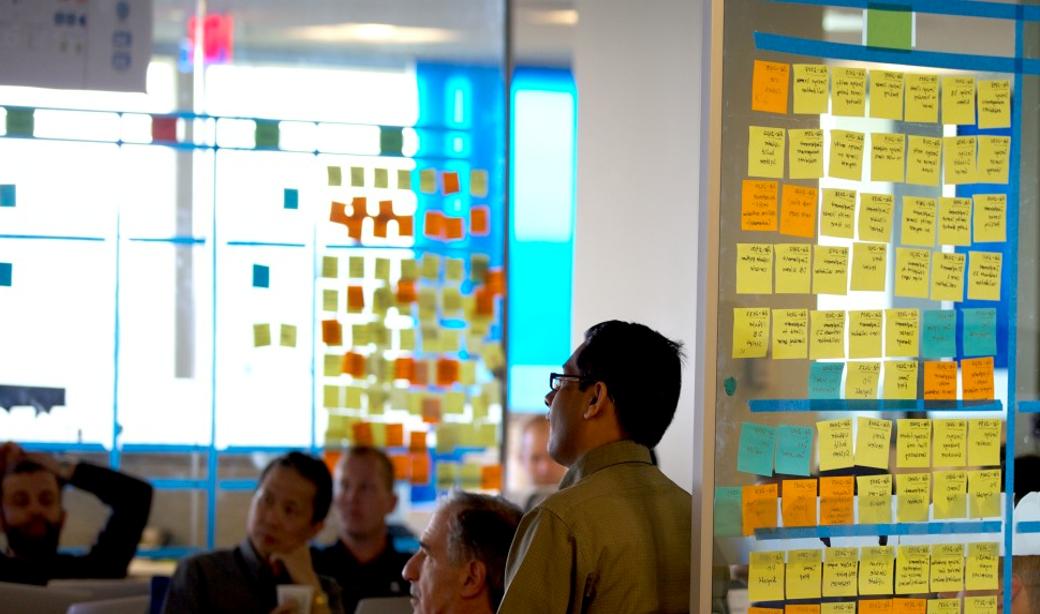 Lean-Agile people engagement