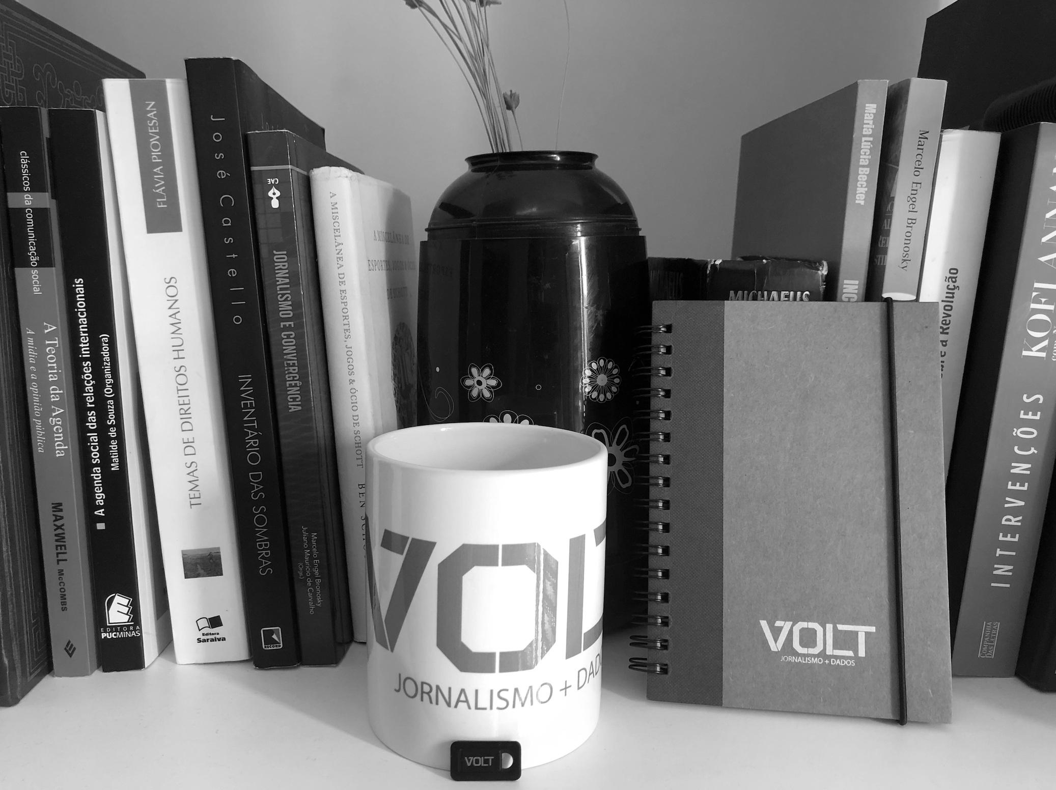 Sobre o Volt - Saiba nossa história, quem fez e por que fazemos o que fazemos - #ddj