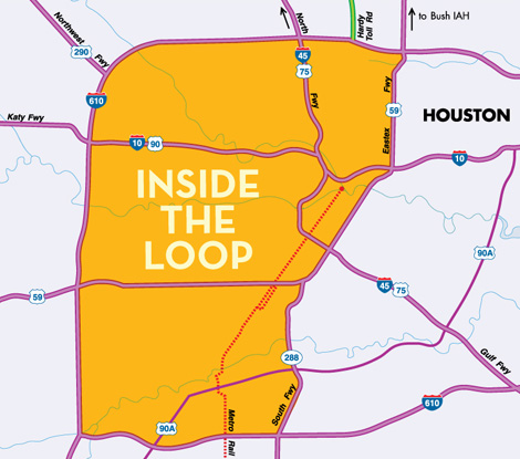 10. Houstonians Know How to Keep in the Loop