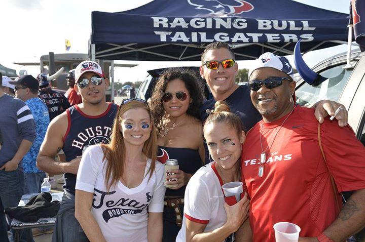 14. Houston is Texans Fan Territory