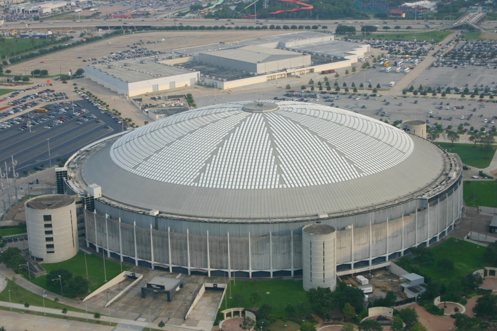 15. No one Knows the Fate of the Astrodome