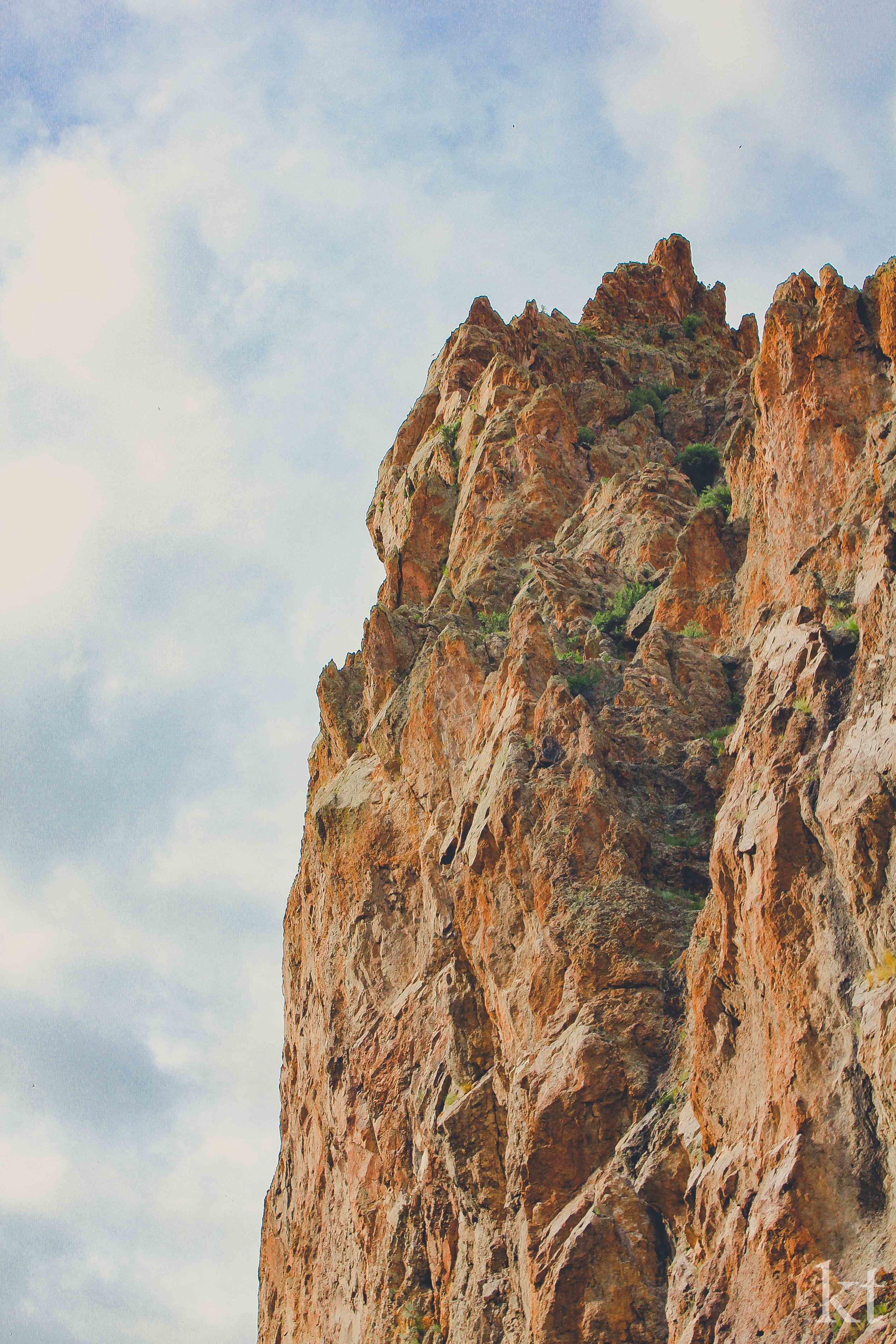 A Cliff in Creede