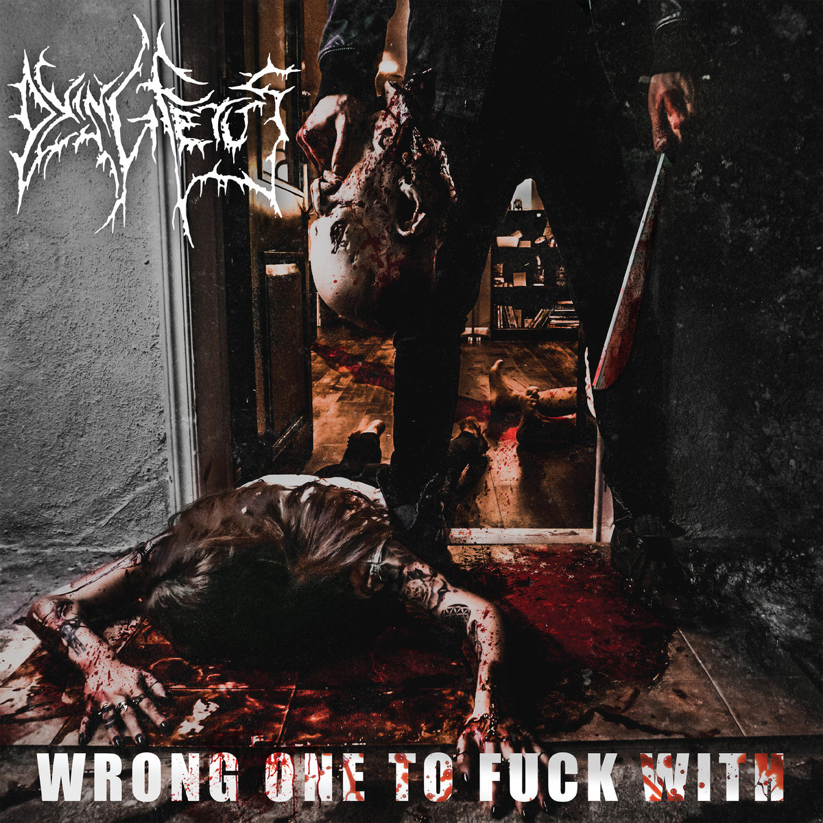 11. Dying Fetus - Wrong One to Fuck With - Nothing more to say about this than what the title says: do NOT mess with these battle-scarred veterans; they are at their peak performance. If you're a fan of anything even remotely close to death metal, there is no reason you will not enjoy this blisteringly fast, incredibly technical, and downright groovy album.
