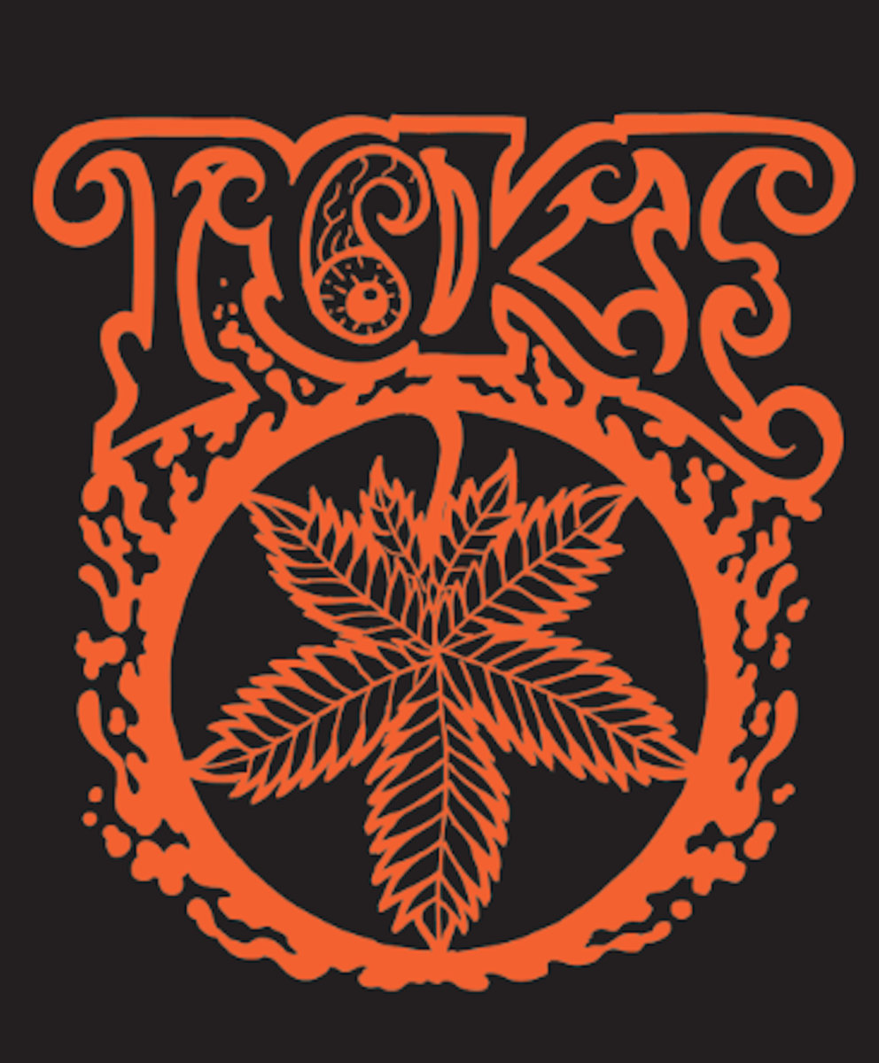 05. Toke - (Orange) - (Orange) exemplifies the less is more formula: its an incredible thing listening to a band that doesn't stray far off from the major root of stoner/sludge/doom metal - Black Sabbath - and one that simultaneously manages to be unquestionably fresh in their approach. Toke unabashedly wear their influences on their sleeve and deliver catchy, Southern-rock-tinged sludge metal that you can't help but nod your head to and listen to them plod along. (Orange) is as if Iron Monkey released an album in 2017 - oh wait they did - this one is better!