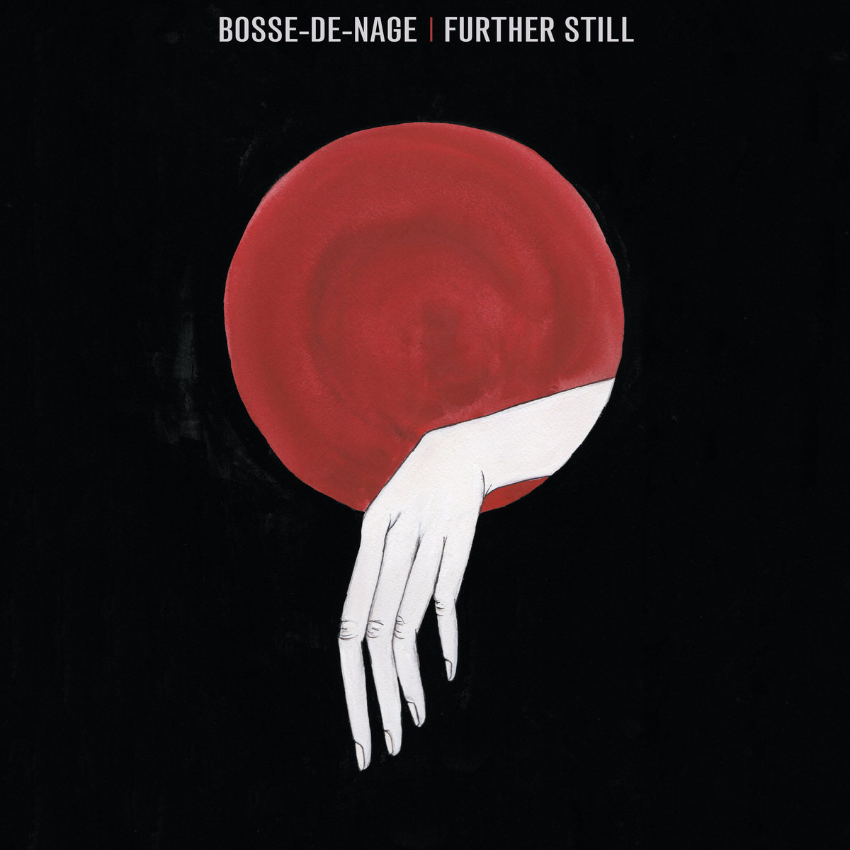 20. Bosse-de-Nage - Further Still - Bosse-de-Nage sit right in the middle where hardcore meets black metal; breakdowns and accelerated d-beats/blastbeats are accentuated by harsh, shrieking vocals which are then layered on top of tremolo-picked, quasi-melodic riffs. For my money, a much grittier and chaotic sound compared to others that flirt with this mixture (Deafheaven or Ghost Bath).