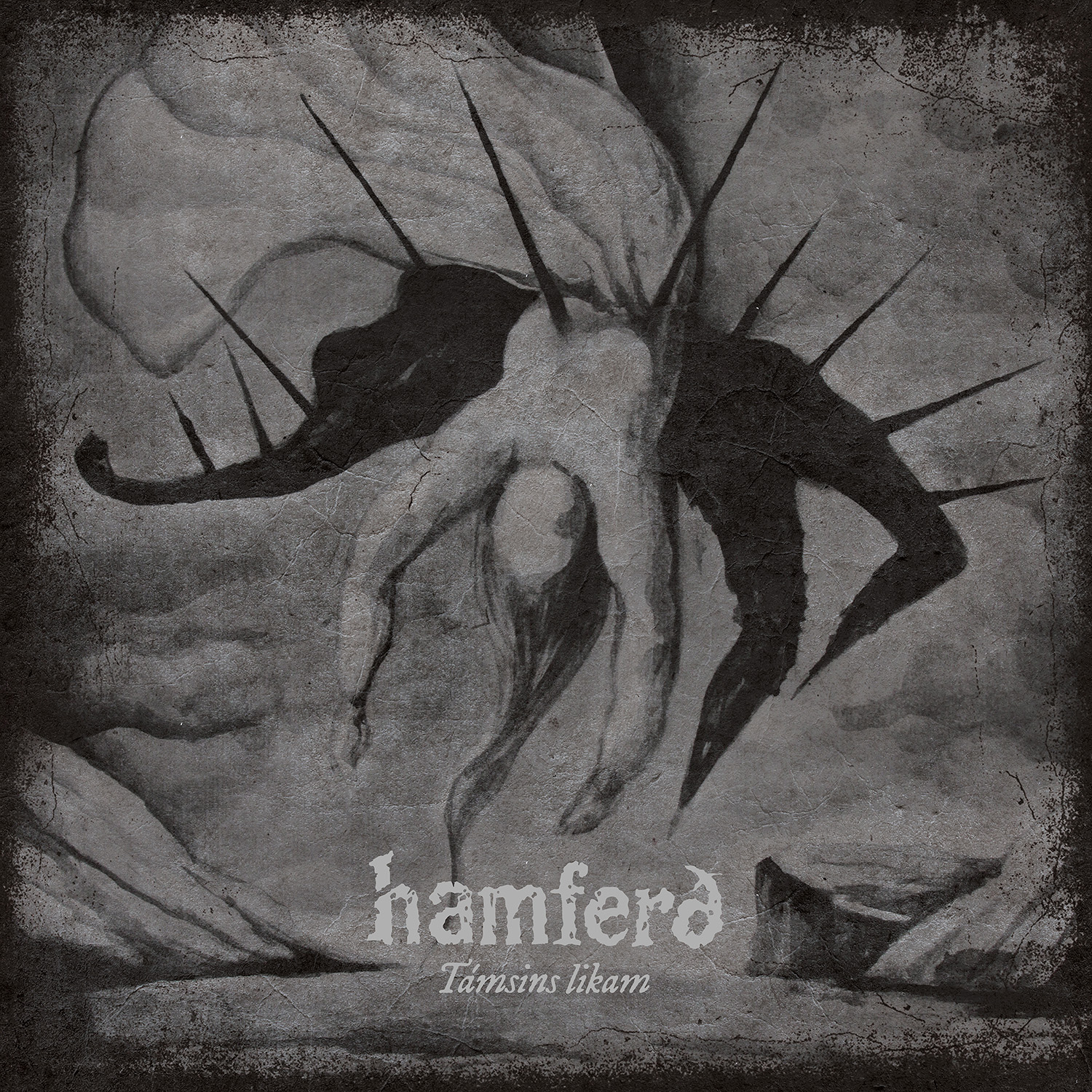 19. Hamfer∂ - Támsins Likam - Hamfer∂ is the Faroese term for sailors lost at sea and Támsins Likam, their sophomore effort, sees the doomsters' sound sink into one evocative of their name - ghastly, unsettling, and at times, crushing. The album is an impressive effort to meld melodic-tinged doom metal with folkish tendencies and a dissonant, yet progressive edge.
