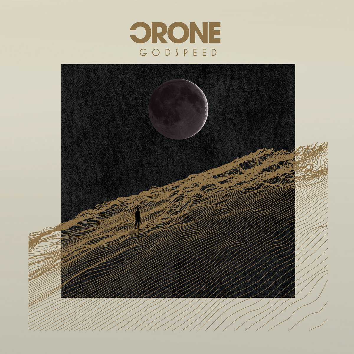 18. Crone - Godspeed - Crone show depth and flexibility in their songwriting ability on Godspeed and fuse grunge, progressive and alternative rock with metal elements. To give you an idea, there are parts which remind me of Pink Floyd, Alice In Chains, and David Bowie, but also parts that are similar to mid-era Katatonia or Opeth. A solid listen.