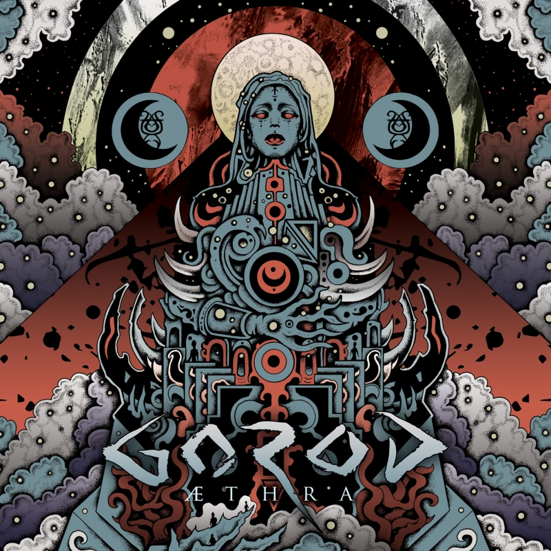 14. Gorod - Æthra - Æthra is an excellent technical/progressive death metal album - memorable, groovy, and hard-hitting - Cynic jamming with Mastodon and Gojira. Unlike many others in the techy business, Gorod ensure that top-notch, virtuoso musicianship doesn't come at the cost of artful songwriting.