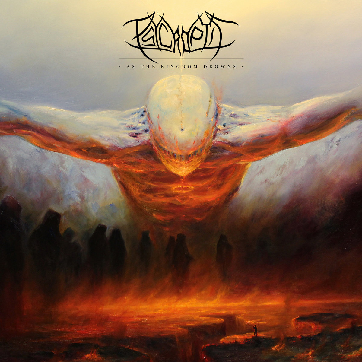 11. Psycroptic - As the Kingdom Drowns - Clinical and catchy - Psycroptic bring their absolute A-game with As the Kingdom Drowns. Never before have they sounded so furious, frenzied and yet, evocative and majestic. There is a depth to this album that is palpable and brought about by bold experimental leaps (e.g. operatic vocals overlaid with death metal growls) which is also a sign of successful execution.