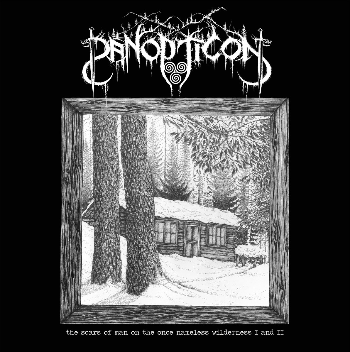 "12. Panopticon - The Scars of Man on the Once Nameless Wilderness I and II - This double-album is really quite tough to pin down. ""A fusion of black metal and Americana folk"" would not be a wrong description but at the same time would be doing a disservice to the multifaceted manner in which these two genres are fused."