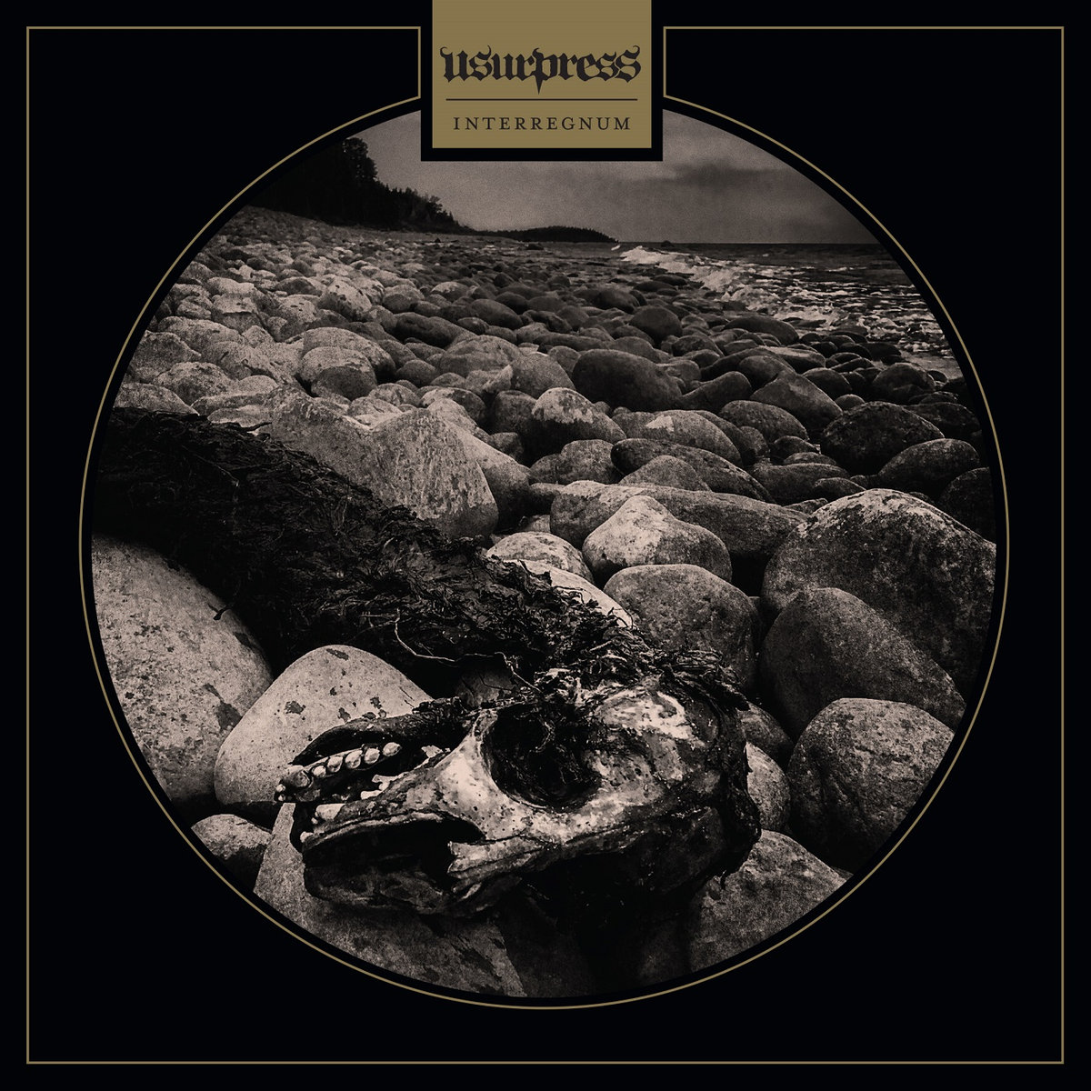 10. Usurpress - Interrgnum - Sampling a vast array of influences and styles ranging from krautrock to old school death metal, at its core, Interrgnum is a dark, brooding album where Usurpress craft original doom metal material with melancholic leads, epic melodies, and grimy undertones.