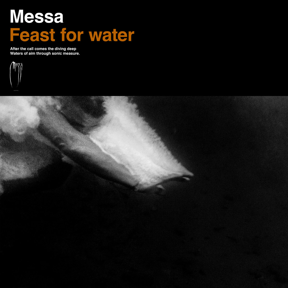 2. Messa - Feast for Water - Feast for Water is the incredible, sophomore effort from Italian doomsters, Messa. Frontwoman Sara's sultry, calming, and enigmatic vocals are the star attraction of this show but the music on offer is the perfect accompaniment. Sparse, warm, and humble, the guitars and keyboards transition across genres from soft bluesy interludes to heavy, doomy passages and from acoustic, jazz-like breaks to staccato-filled crescendoes. Feast for Water is a completely unique metal experience.