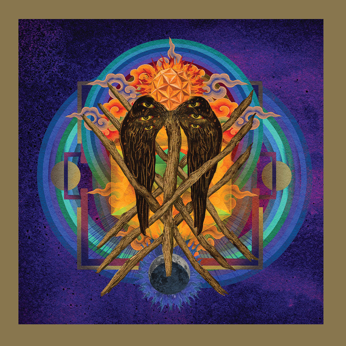 3. YOB - Our Raw Hearts - Oregon's doom metal stalwarts YOB haven't released many albums that I don't value dearly; Our Raw Heart is not an exception. Plaintive, dense, and not an easy listen, Our Raw Hearts is also filled with hope, mystique, grandeur, and nostalgia. At times groovy, at times lofty, and at times, crushingly heavy, each song is entirely cohesive with pummeling drums, buzzing riffs, and emotive, rusty vocals. Clocking in slightly over 70 minutes, there is nary a moment that doesn't add to the overall epicness of the journey. Our Raw Hearts is the doom metal soundtrack to Westworld.