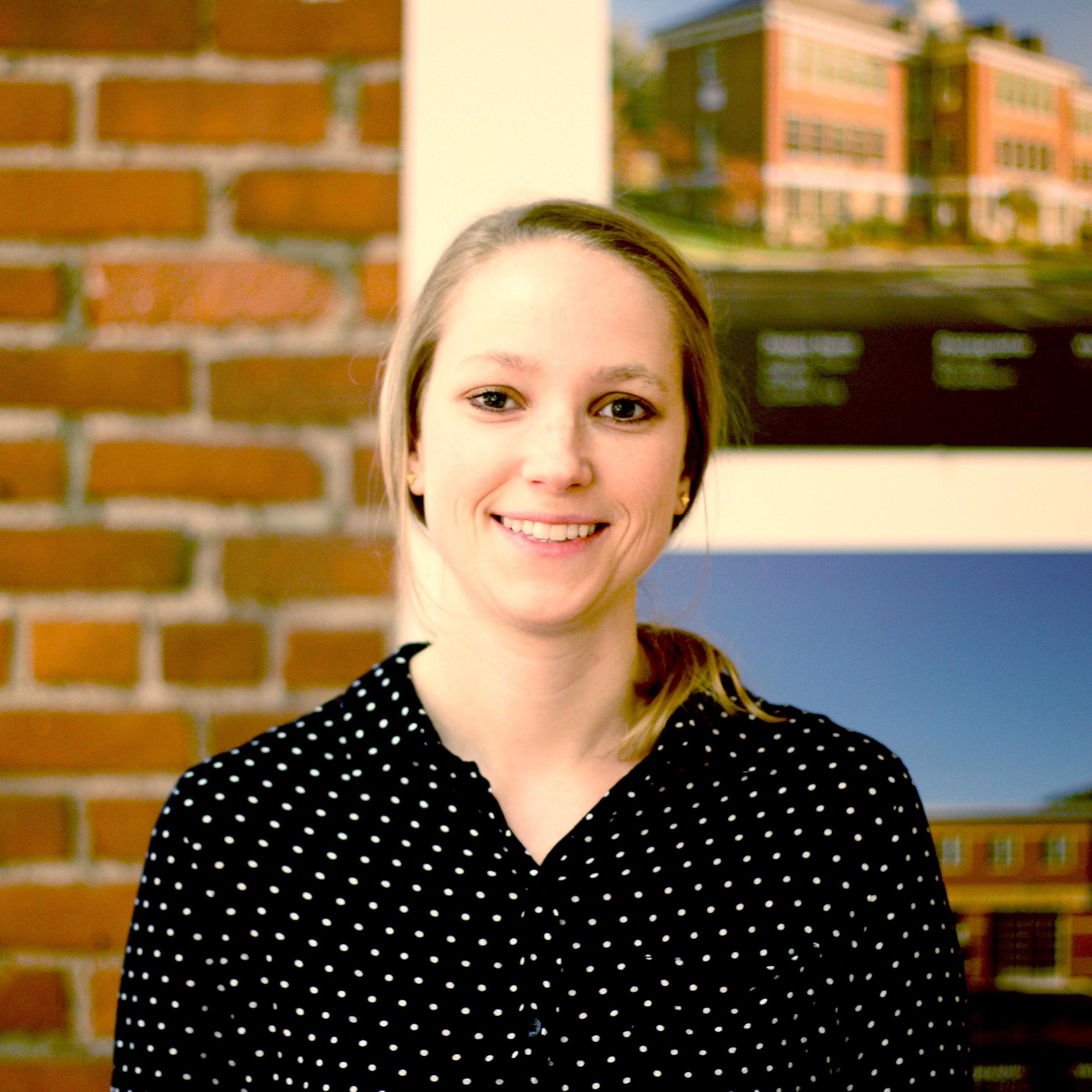 Elizabeth Apeldoorn, RA I Project Manager -