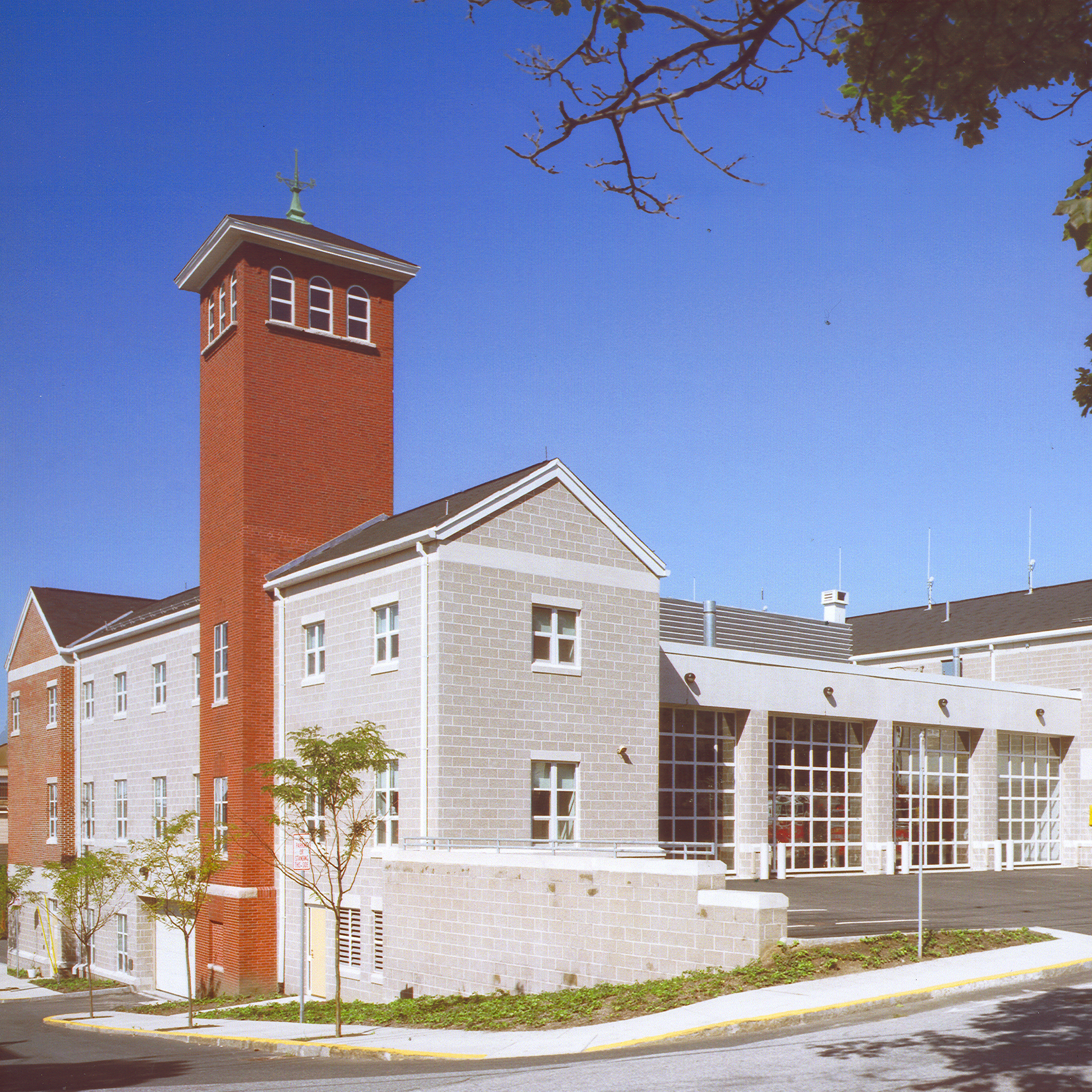 Wakefield Public Safety Building -