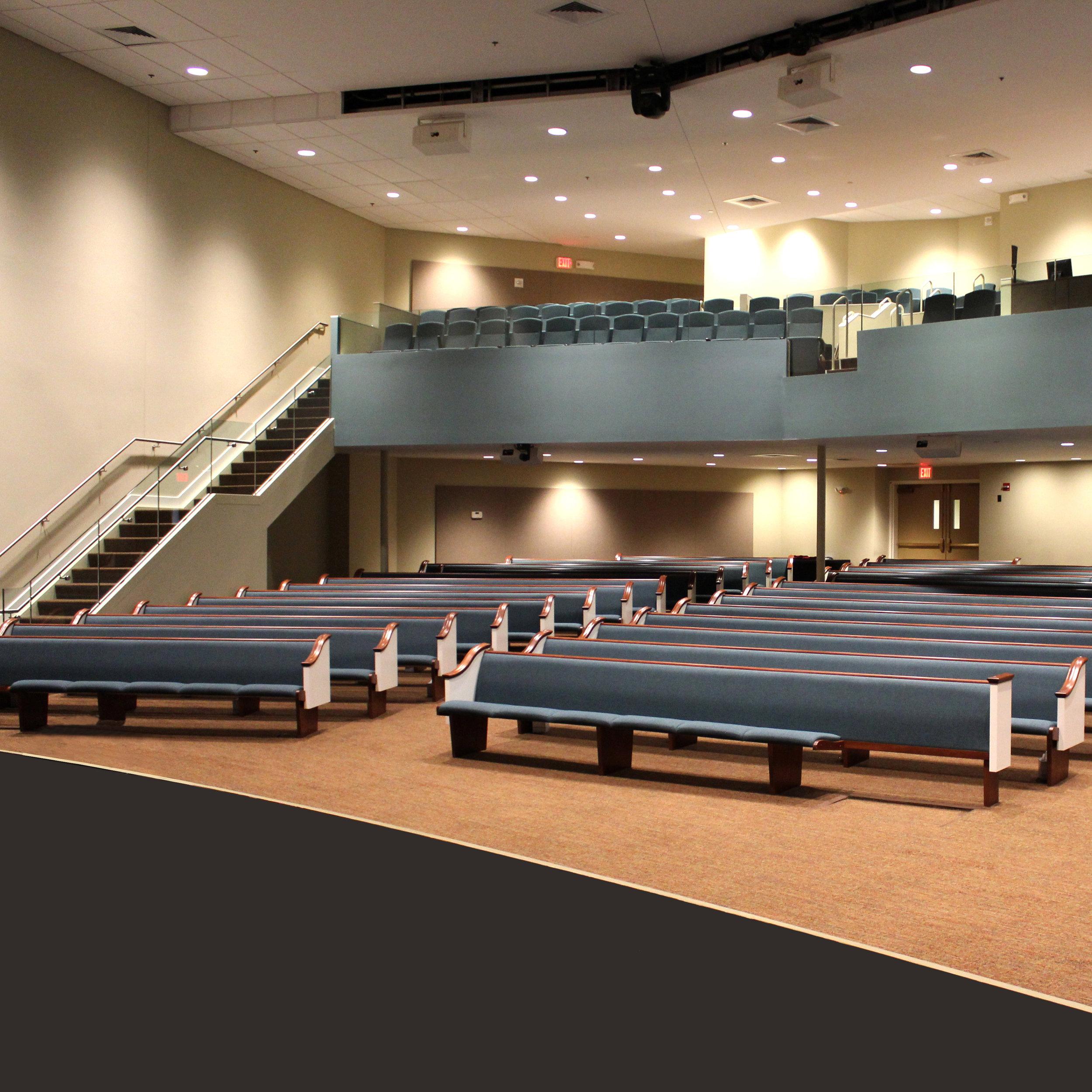 Calvary Christian Church -