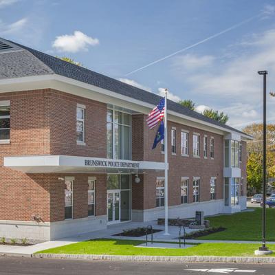 Brunswick Police Station -
