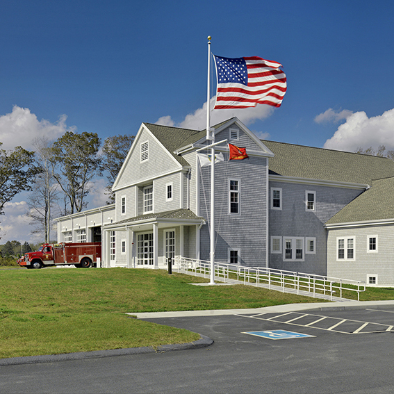 Westport Fire Headquarters -