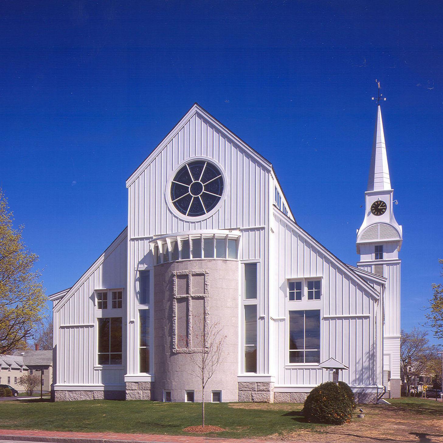 First Parish Congregational Church -