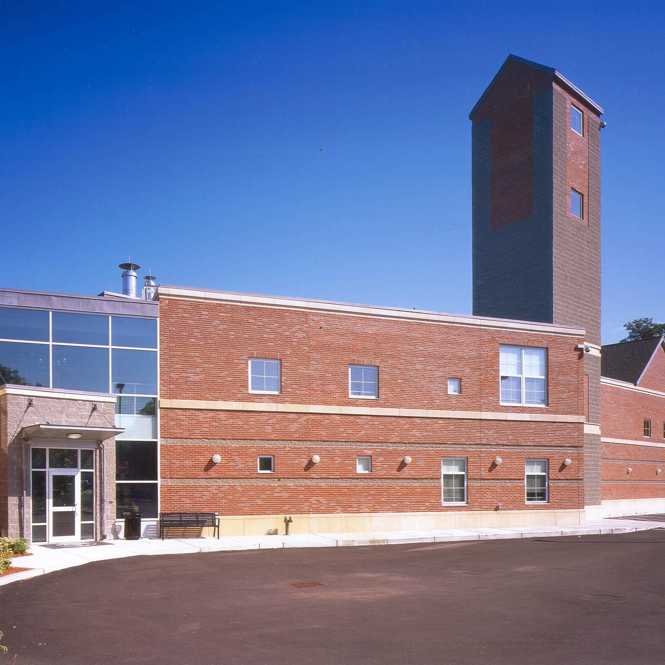 Andover Public Safety Center -