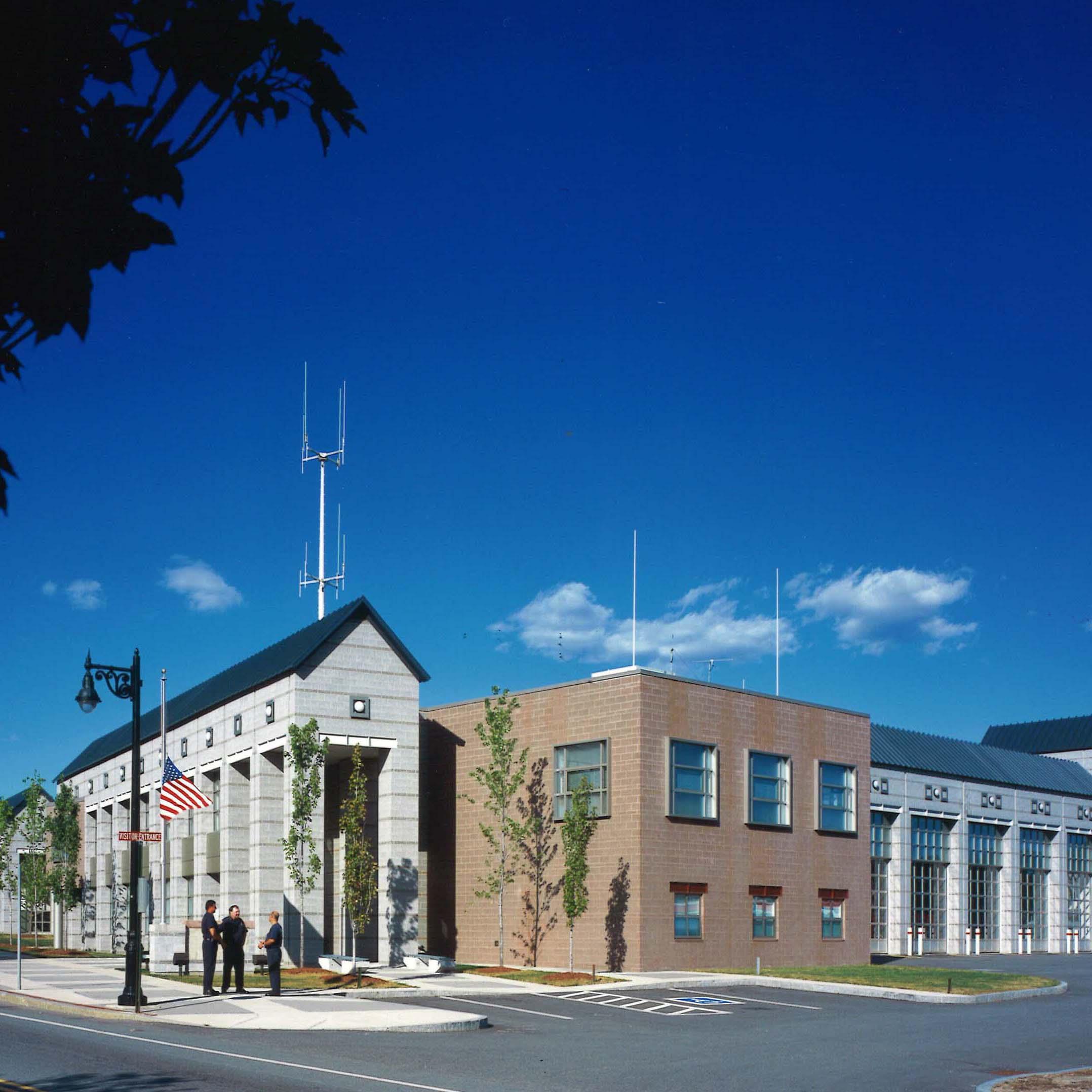 Fitchburg Fire Headquarters -