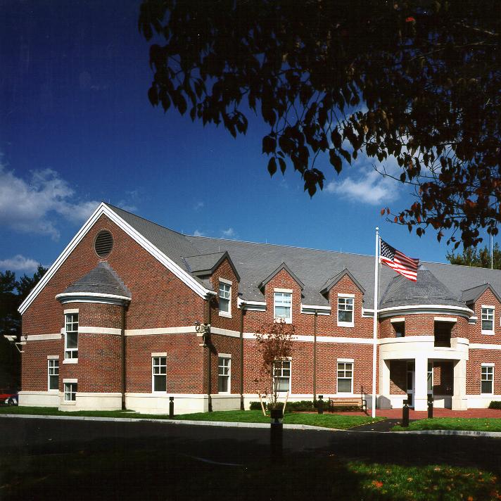 Wellesley Police Station -