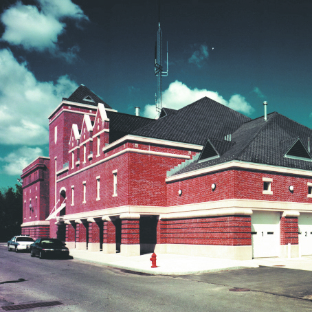 Framingham Police Headquarters -