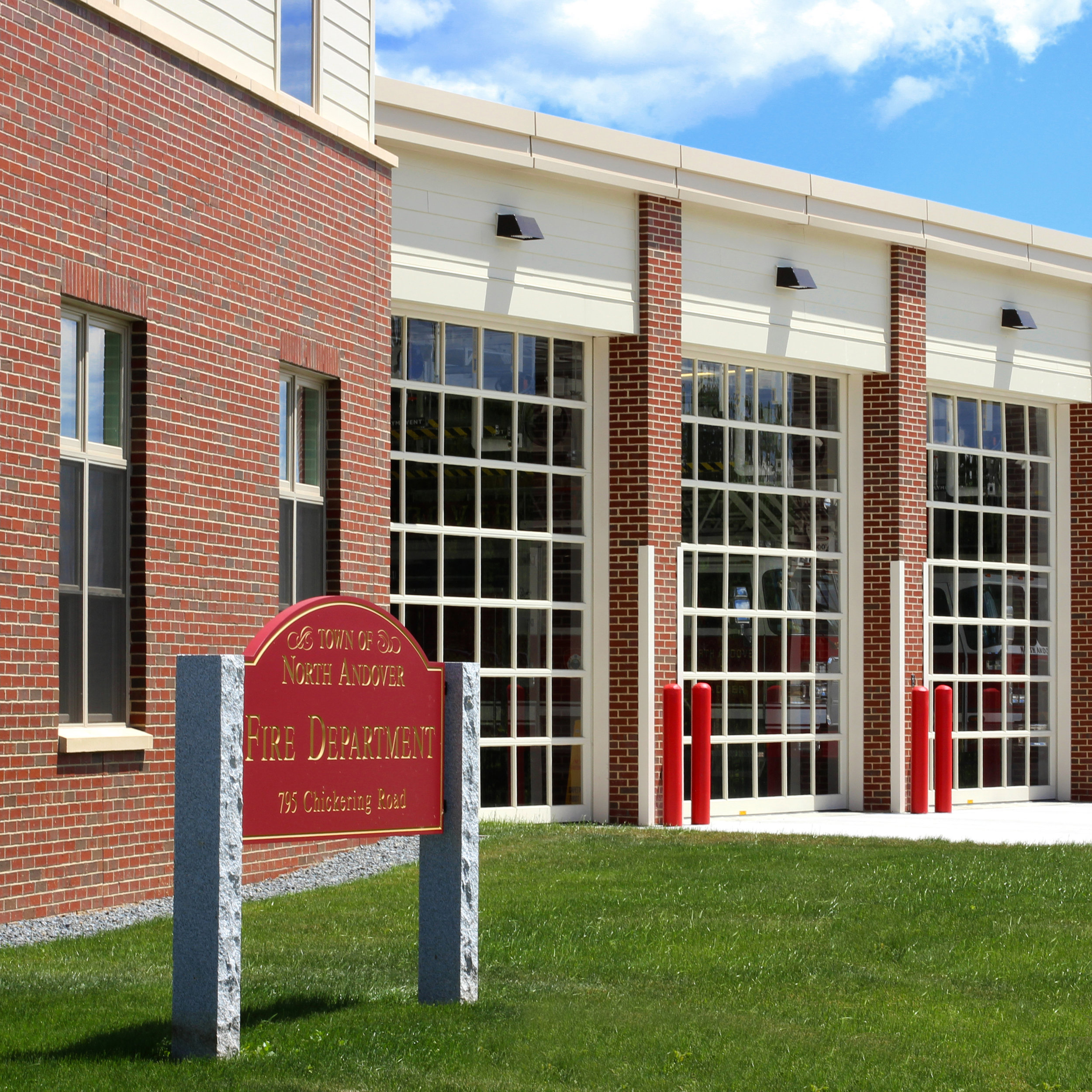 North Andover Central Fire Headquarters -