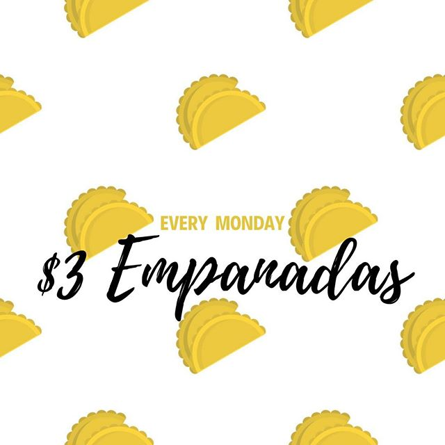 Be nice to empanadas they have fillings too! 😜 Get a taste of these fillings for only $3 anytime today at #LuchaCartelPhilly . . . #Empanada #DailySpecial #CheapEats #PhillyEats #PhillyFood #EaterPhilly #Philadelphia #OldCityEats