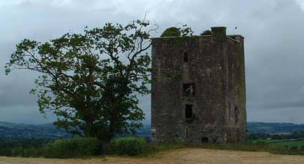 Shot of the castle from 2006