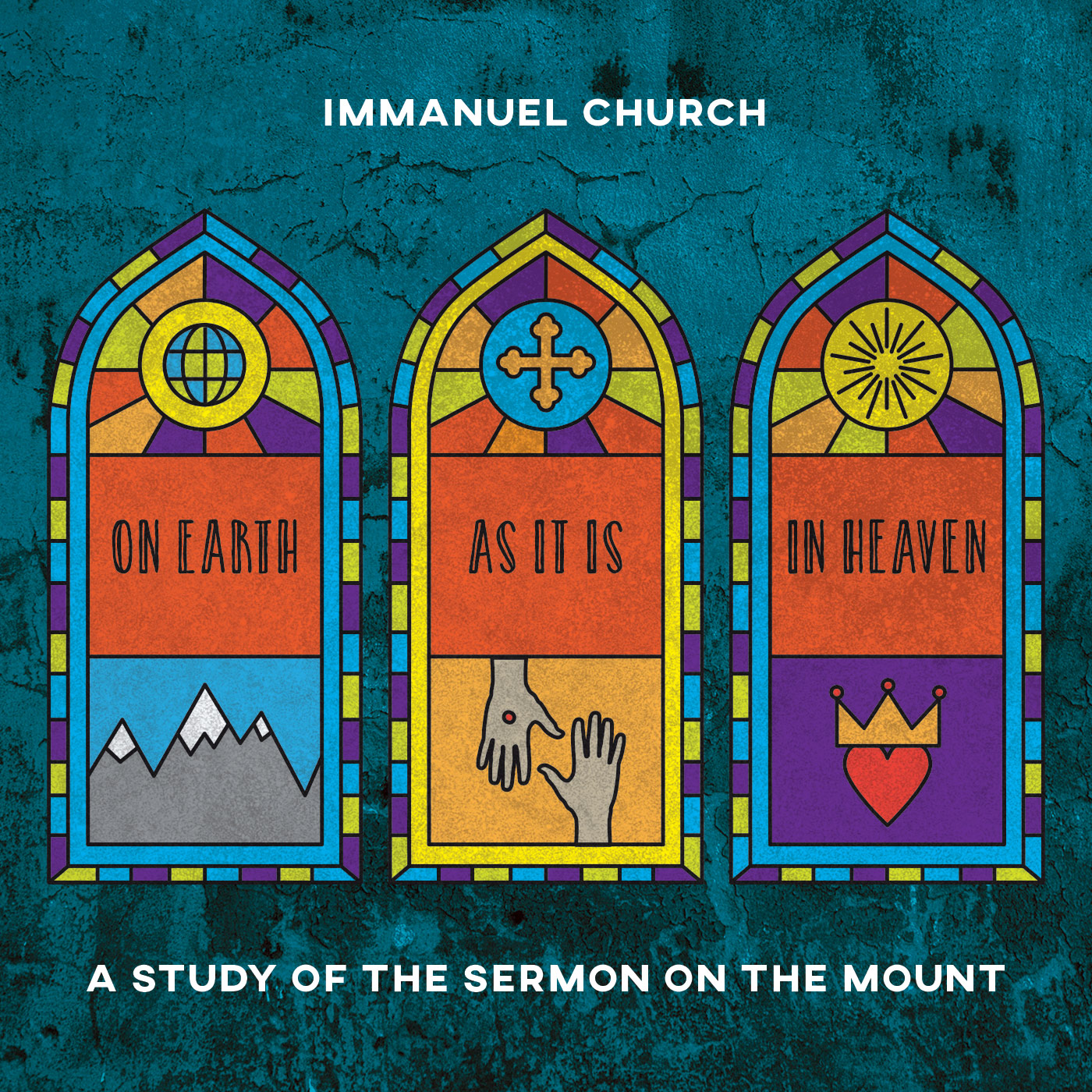 On Earth As It Is In Heaven - A Study of the Sermon on the Mount