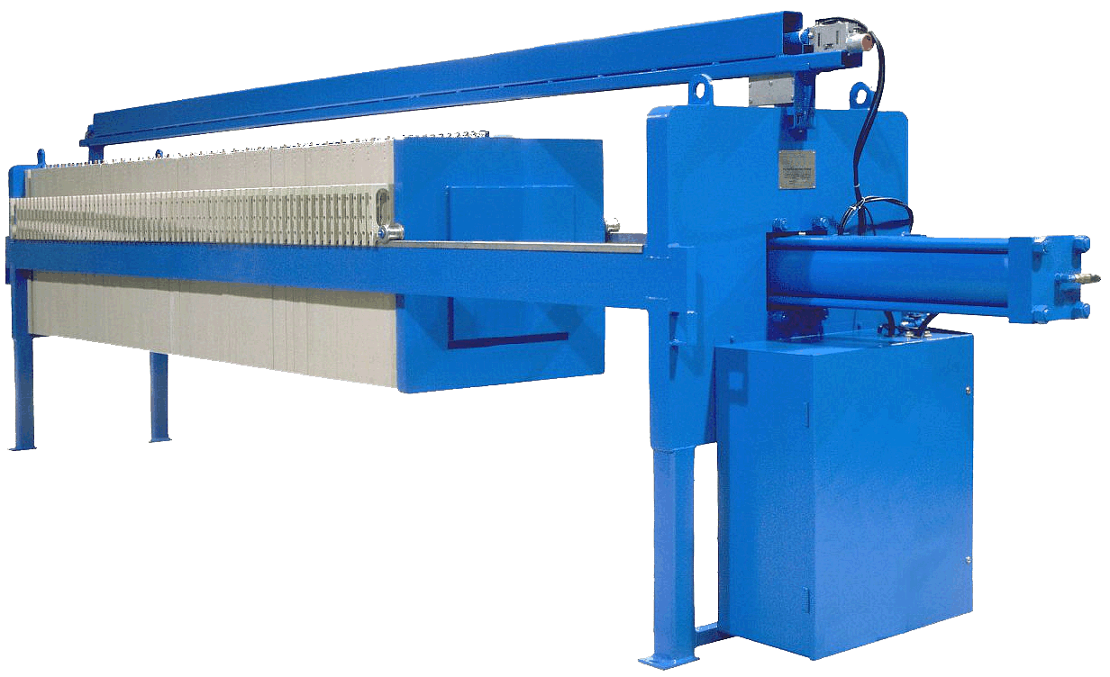Durco Filters Filter Press