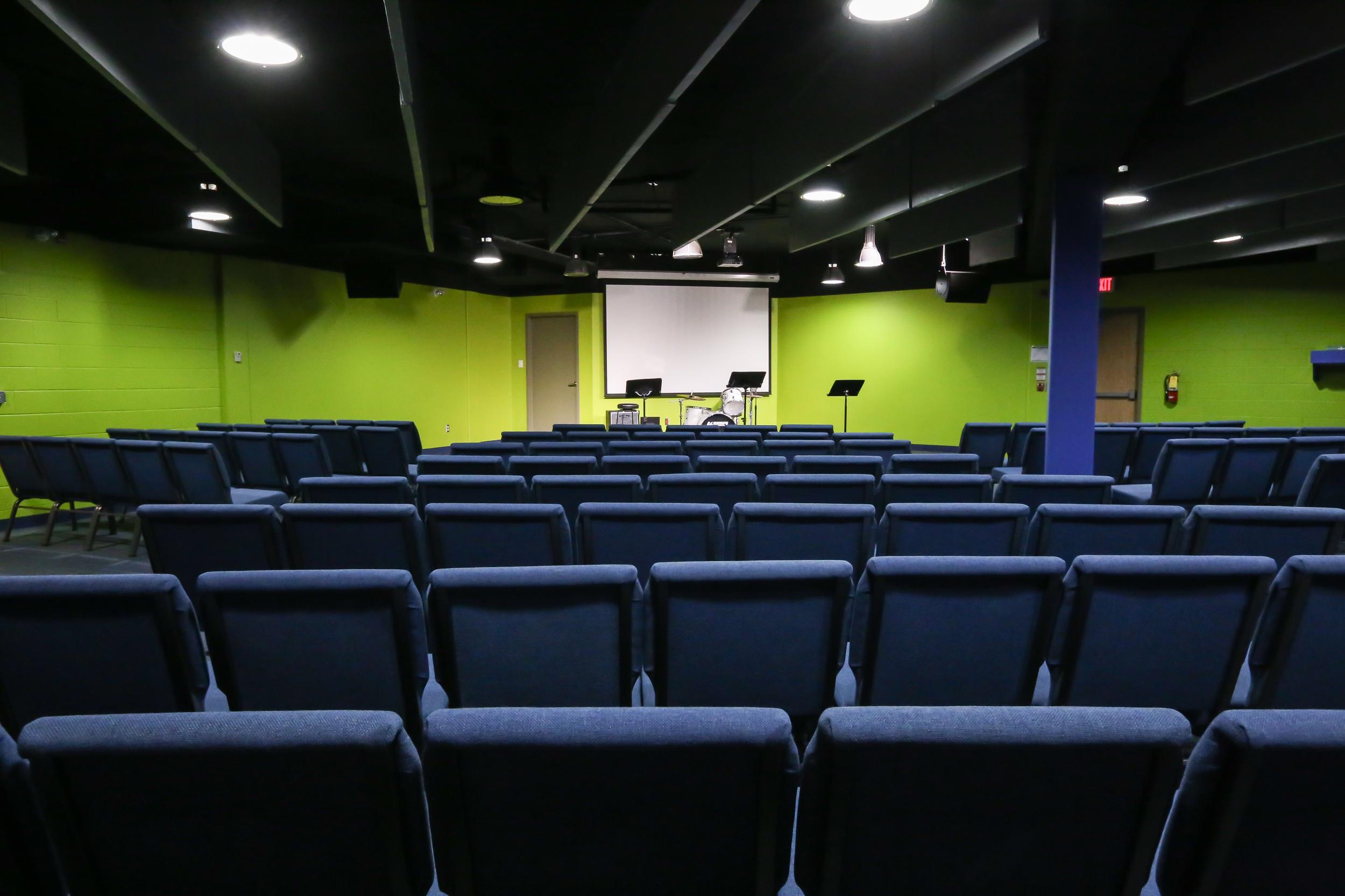 Vaughan Community Church Small Venue