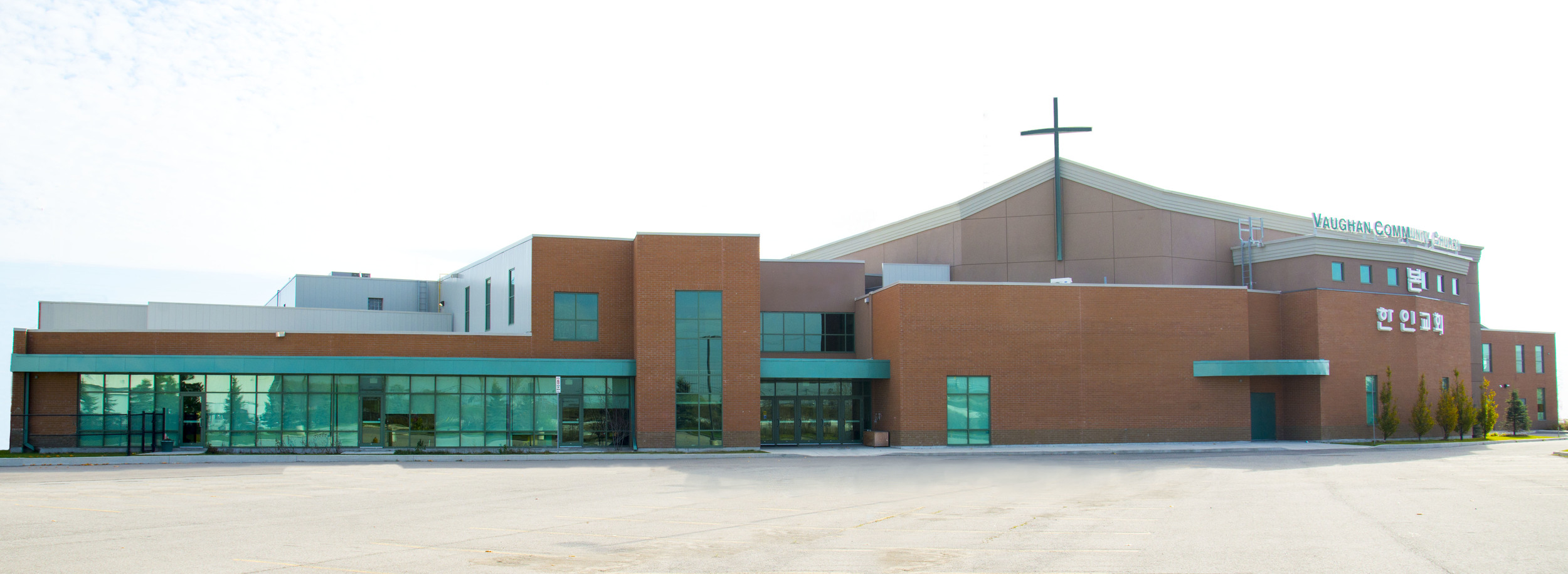 Vaughan Community Church Exterior