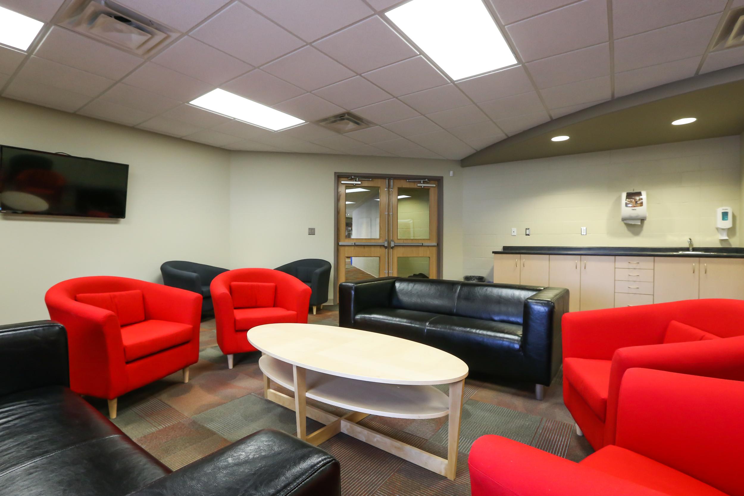 Agincourt Pentecostal Church Lounge