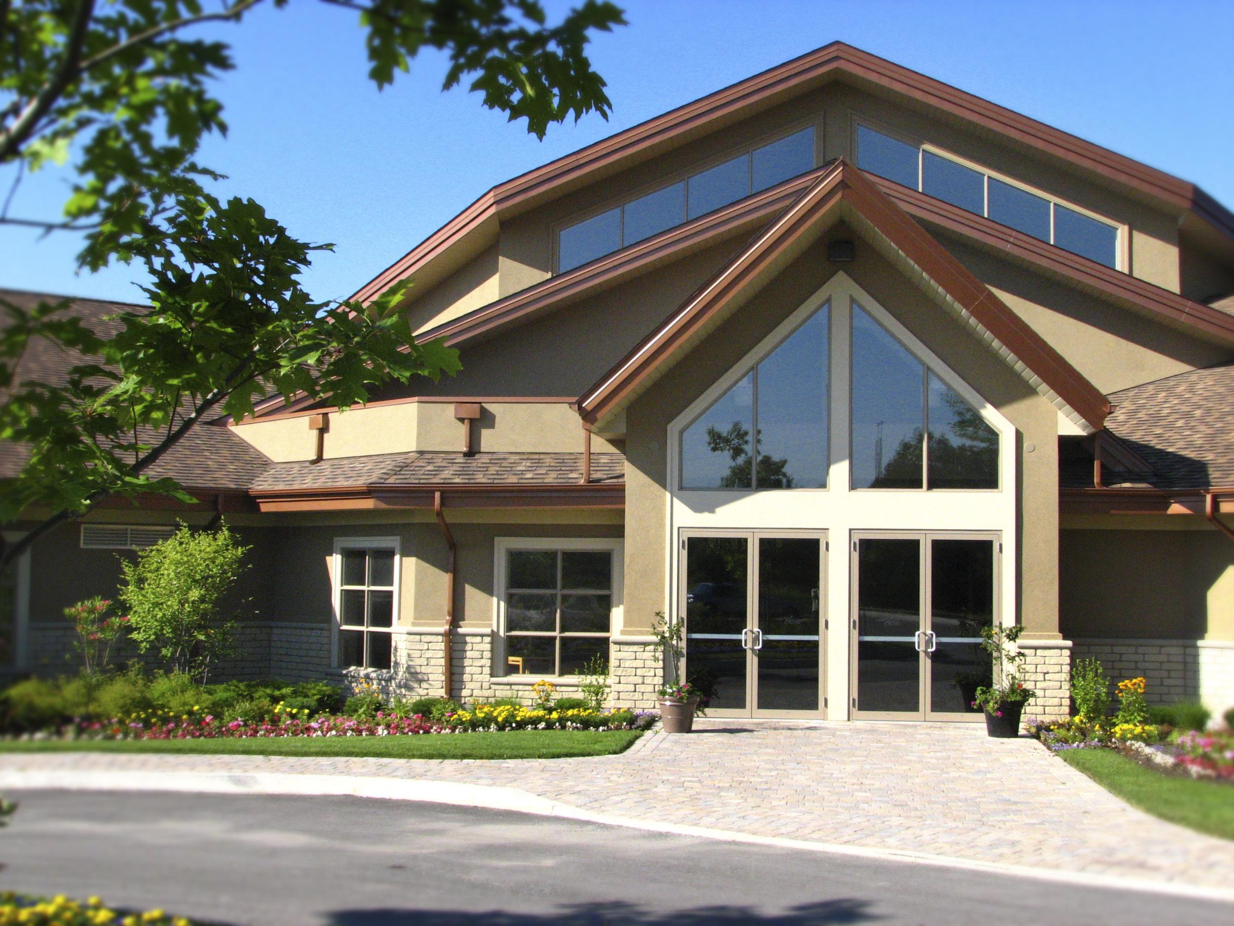 Bethel Canadian Reformed Church Exterior