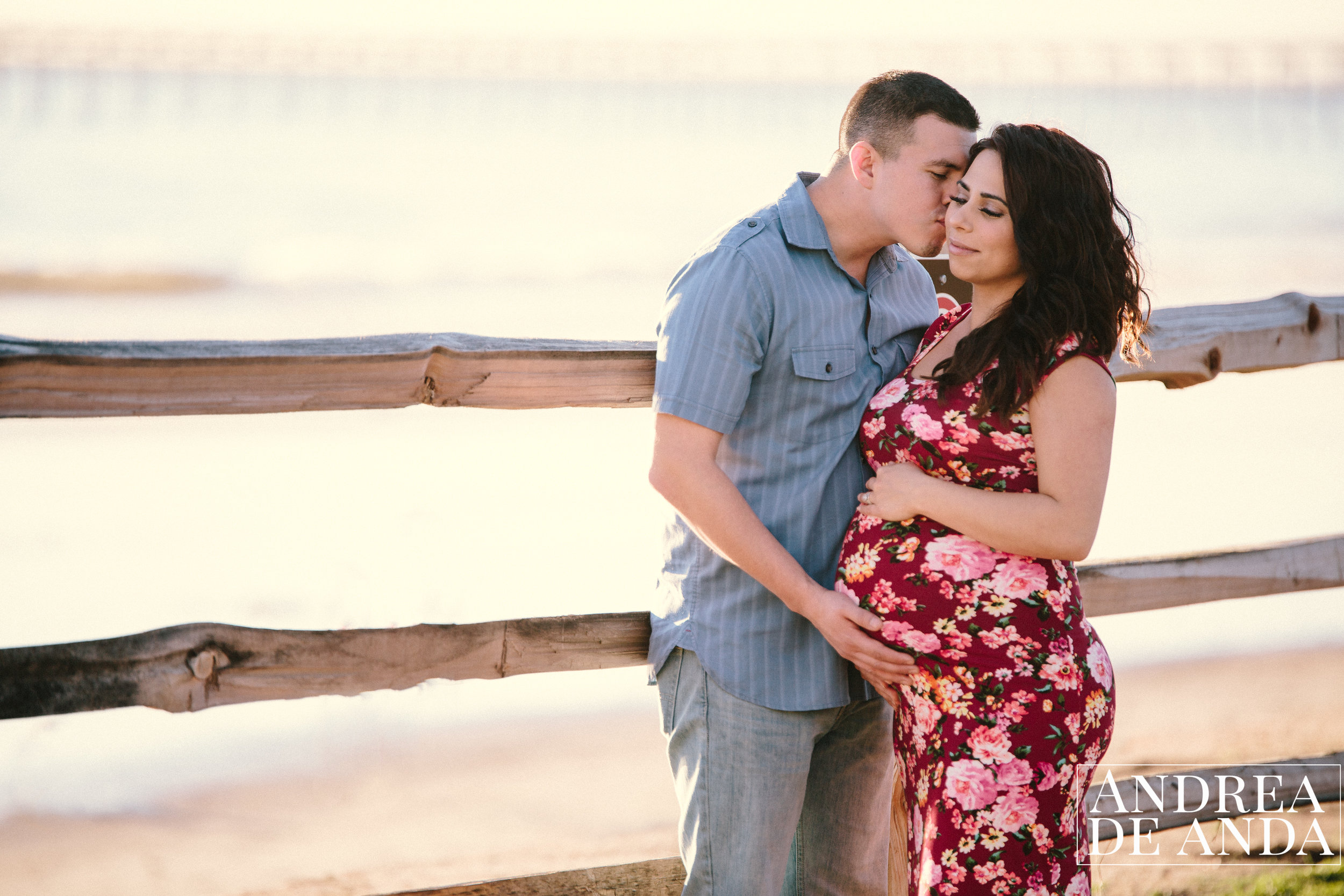 Maternity session Goleta