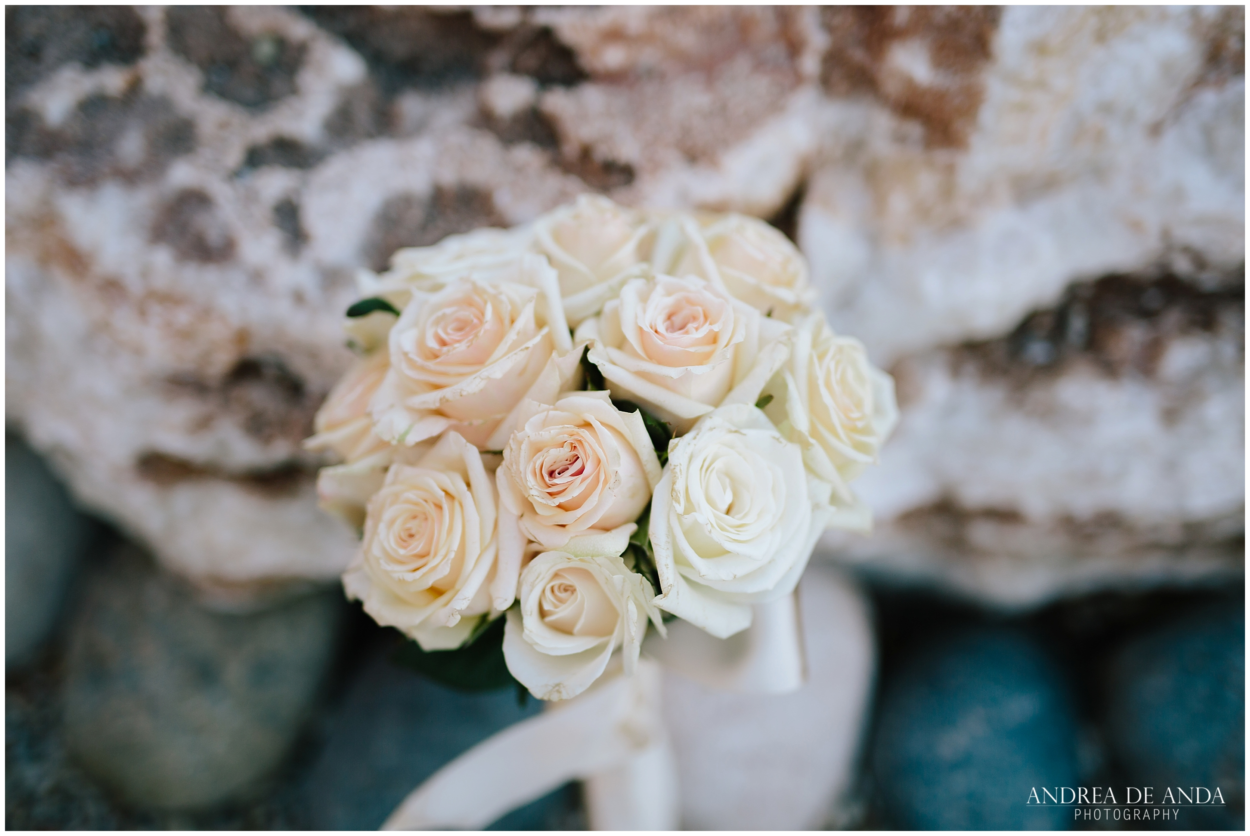 Wedding Bouquet Allegretto Vineyard in Paso Robles