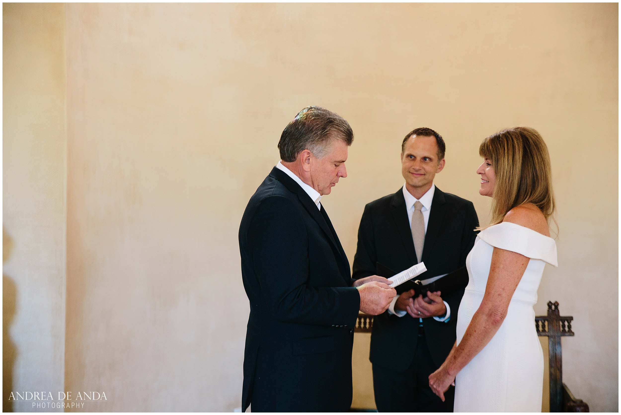 ceremony, Allegretto Vineyard in Paso Robles