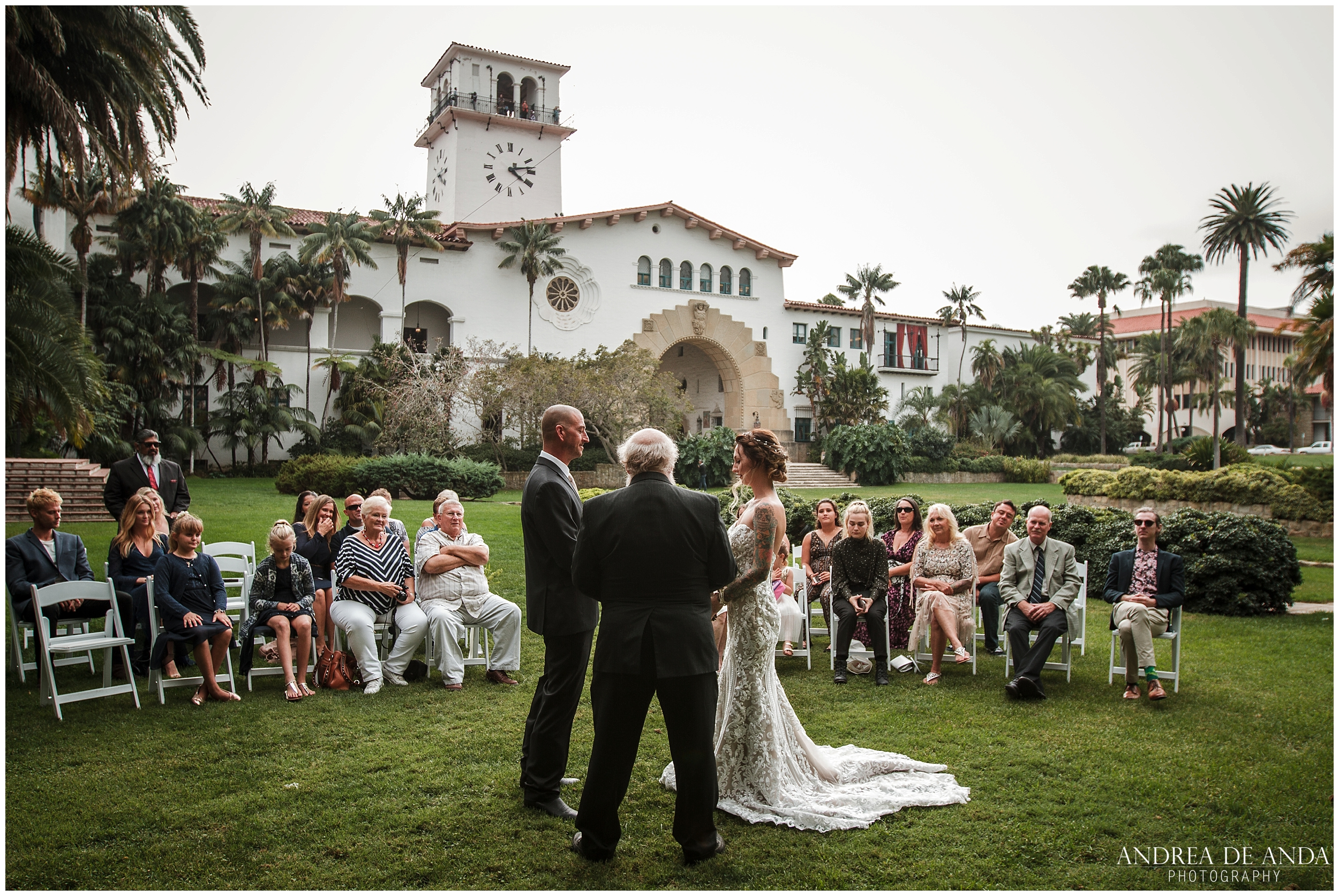 Santa Barbara Courthouse Elopement by Andrea de Anda Photography__0004.jpg