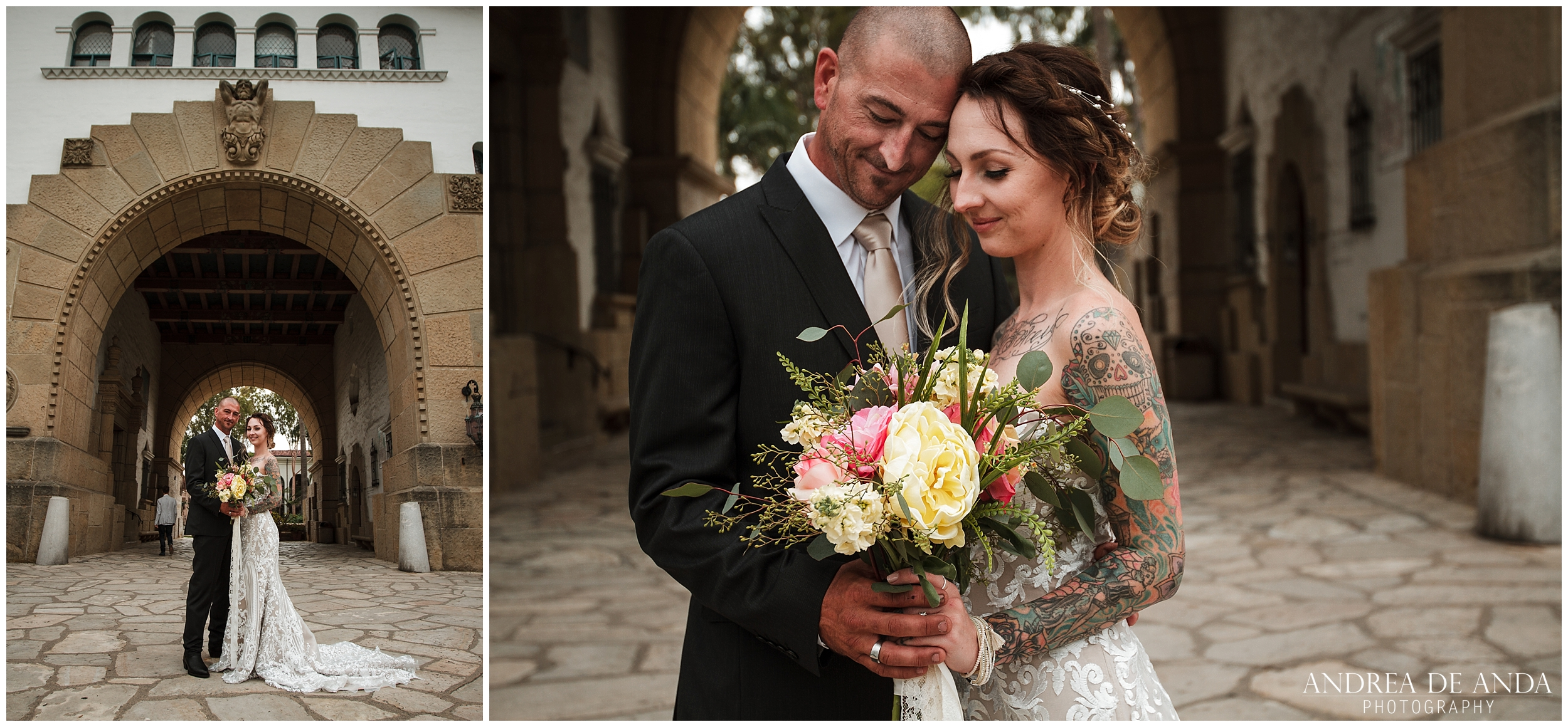 Santa Barbara Courthouse Elopement by Andrea de Anda Photography__0010.jpg
