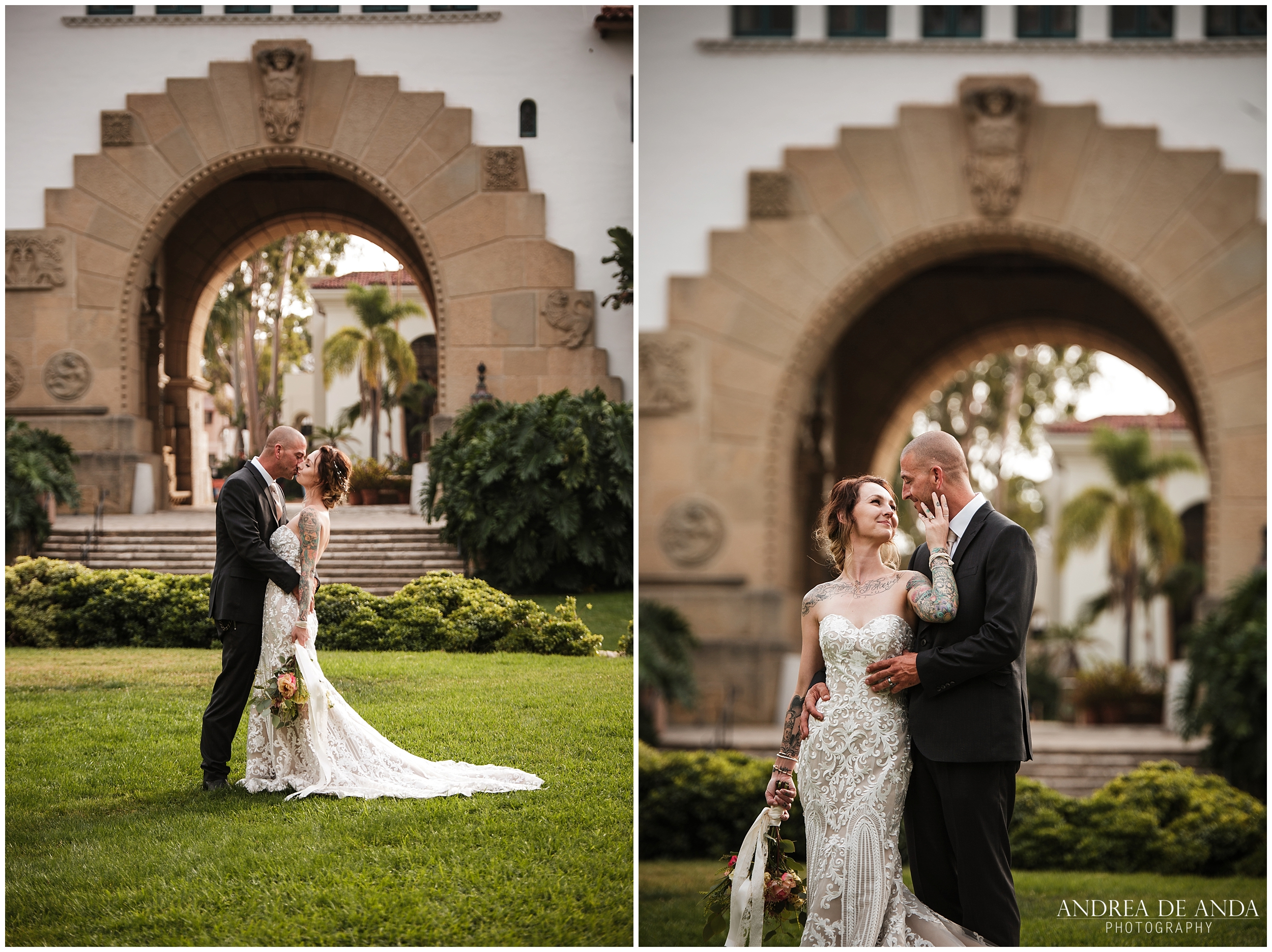 Santa Barbara Courthouse Elopement by Andrea de Anda Photography__0025.jpg